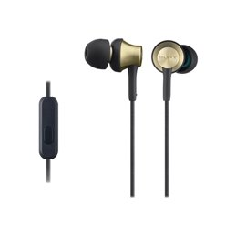 Sony MDR-EX650APT Earphones with microfone Gold MDREX650APT.CE7 Headsets | buy2say.com Sony