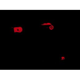 Beats Powerbeats 3 Decade Collection - Defiant Black-Red MRQ92ZM/A Headsets | buy2say.com Beats