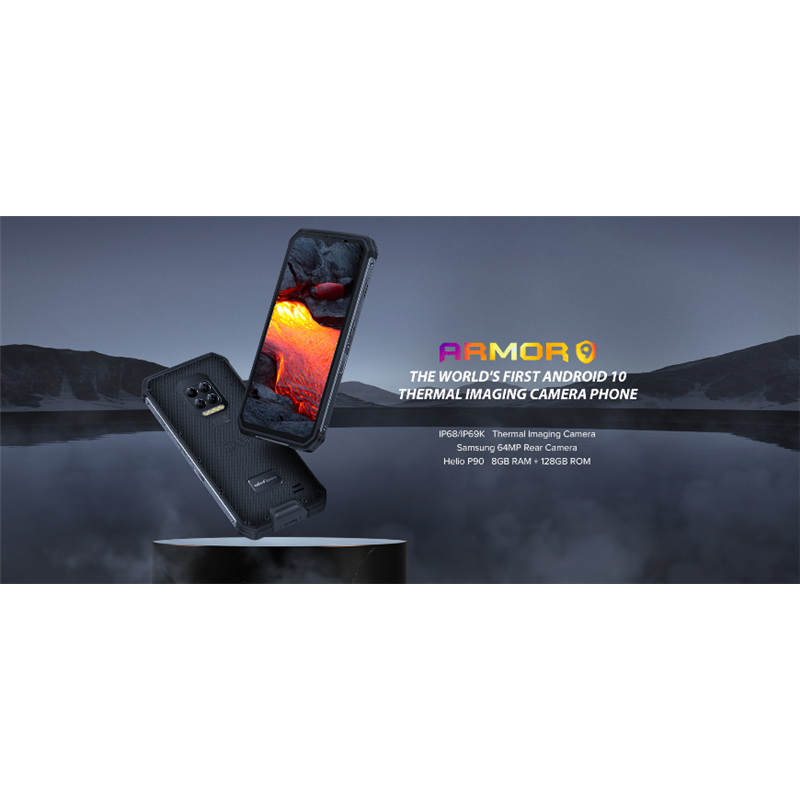 Ulefone Armor 9 Dual Sim | 128GB | 8GB | IP68 Mobile phones | buy2say.com Ulefone