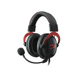Headset Kingston HyperX Cloud II Pro Gaming Headset (Red) KHX-HSCP-RD Headsets | buy2say.com Kingston