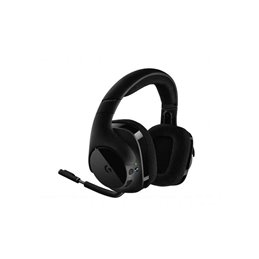 Logitech G533 Wireless Monaural Head-band Black headset 981-000634 Headsets | buy2say.com Logitech