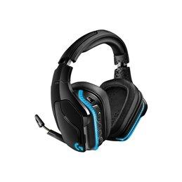 Logitech GAM G935 7.1 Surround Sound LIGHTSYNC Gaming Headset 981-000744 Headsets | buy2say.com Logitech