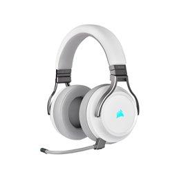 Corsair Headset  VIRTUOSO RGB WIRELESS Gaming Headset White CA-9011186-EU Headsets | buy2say.com Corsair