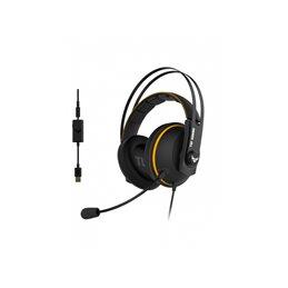 ASUS Headset TUF H7 Gaming Yellow 90YH01MY-B8UA00 Headsets | buy2say.com ASUS