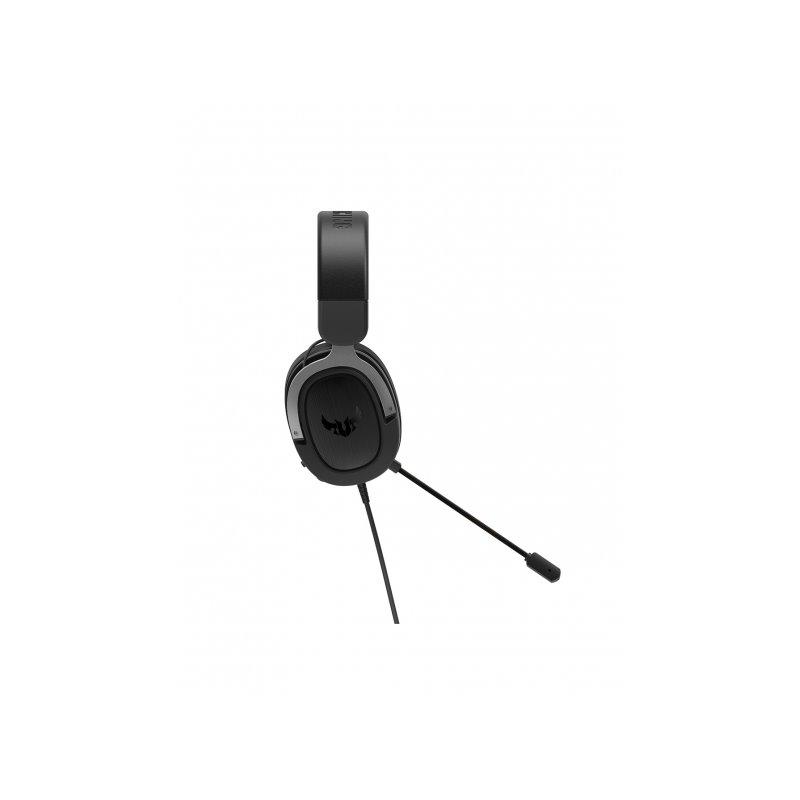 ASUS Headset TUF H3 Gaming Gun Metal 90YH028G-B1UA00 Headsets   buy2say.com ASUS