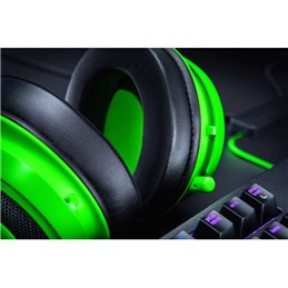 Razer Kraken Green Headset - RZ04-02830200-R3M1 Headsets   buy2say.com Razer