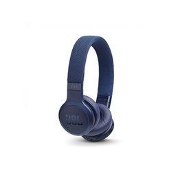JBL LIVE 400BT Headset Blue JBL LIVE400BT Headsets | buy2say.com JBL
