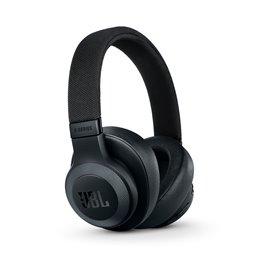 JBL Wired & Wireless Head-band Binaural Circumaural 20 Black JBLE65BTNCBLK Headsets | buy2say.com JBL