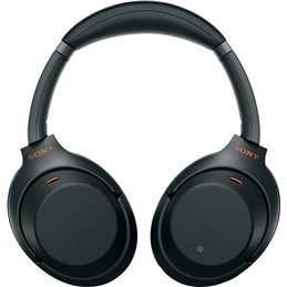 Sony WH-1000XM3 Bluetooth Noise Cancelling Headset Black WH1000XM3B.CE7 Headsets | buy2say.com Sony