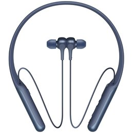 Sony Noise Cancelling Bluetooth In-Ear Headphones blue - WIC600NL.CE7 Headsets | buy2say.com Sony