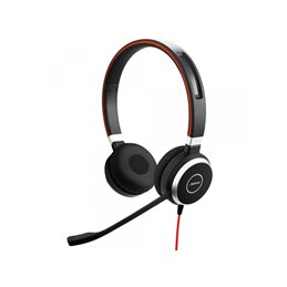 Headset JABRA Evolve 40 UC Duo USB NC schnurgebunden 6399-829-209 Headsets   buy2say.com Jabra