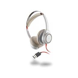 PLANTRONICS BLACKWIRE 7225 BW7225 USB-A WHITE WW 211154-01 Headsets | buy2say.com Plantronics