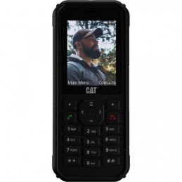 Cat B40 4G Dual-SIM black EU Mobile phones | buy2say.com CAT
