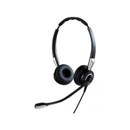 JABRA Headset BIZ 2400 II QD Duo NC Headset On-Ear 2409-820-204 Headsets   buy2say.com Jabra