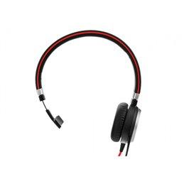 Jabra Evolve 40 UC Mono USB Headset On-Ear 6393-829-209 Headsets   buy2say.com Jabra