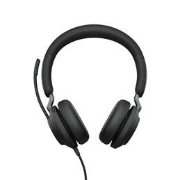 Jabra Evolve2 40 MS Stereo Headset 24089-999-999 Headsets   buy2say.com Jabra