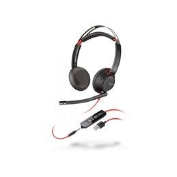 Plantronics Headset Blackwire C5220 binaural USB + 3.5mm 207576-01 Headsets | buy2say.com Plantronics
