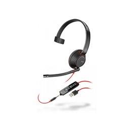 Plantronics Headset Blackwire C5210 monaural USB 207577-201 Headsets | buy2say.com Plantronics