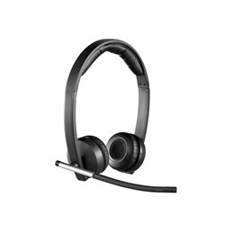 Headset Logitech Wireless Headset Dual H820e 981-000517 Headsets | buy2say.com Logitech