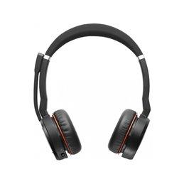 Headset JABRA Evolve 75 MS Duo inkl.Ladestat.&Link370 Bluet. 7599-832-199 Headsets   buy2say.com Jabra