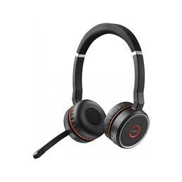 Headset JABRA Evolve 75 UC Duo inkl. Link 370 Bluetooth 7599-838-109 Headsets | buy2say.com Jabra
