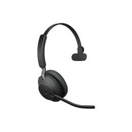 Jabra Evolve2 65 USB-C Microsoft Teams Mono Black 26599-899-899 Headsets | buy2say.com Jabra