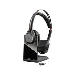 Plantronics Headset Voyager Focus UC B825-M o. Ladeschale 202652-04 Headsets | buy2say.com Plantronics