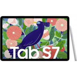 Samsung Galaxy Tab S7 WIFI T870N 128GB Mystic Silver - SM-T870NZSAEUB Tablets   buy2say.com Samsung