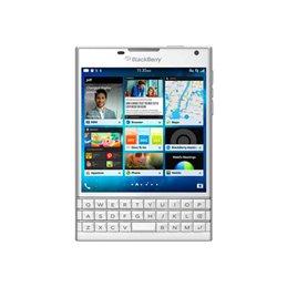 BlackBerry Passport 4.5Zoll Single SIM 32GB White PRD-59181-025 Mobile phones | buy2say.com BlackBerry