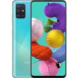 Samsung SM-A715F Galaxy A71 Dual Sim 6+128GB prism crush blue EU - SM-A715FZBUPHN Mobile phones | buy2say.com Samsung