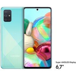Samsung Galaxy A7-Smartphone-32 MP 128GB-Blue SM-A715FZBUDBT Mobile phones   buy2say.com Samsung