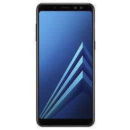 Samsung SM-A530F Galaxy A8 (2018) 32GB Dual Sim black DE - SM-A530FZKDE28 Mobile phones   buy2say.com Samsung