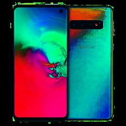 Samsung SM-G973F Galaxy S10 128GB prism white DE - SM-G973FZWDDBT Mobile phones   buy2say.com Samsung