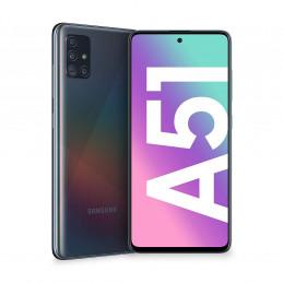 Samsung SM-A515F Galaxy A51 Dual Sim 128GB prism crush black DACH - SM-A515FZKVEUB Mobile phones | buy2say.com Samsung