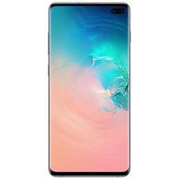 Samsung Galaxy S10+ 128GB Prism Smartphone Dual-SIM White SM-G975FZWDDBT Mobile phones   buy2say.com Samsung