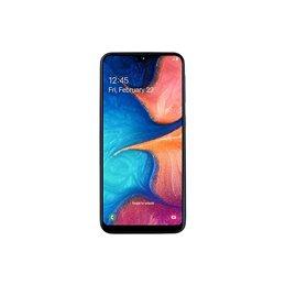 Samsung Galaxy A20e SM-A202F Blue SM-A202FZBDDBT Mobile phones   buy2say.com Samsung