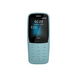 Nokia 220 4G Dual-SIM-Handy Blau 16QUEL01A03 Mobile phones | buy2say.com Nokia