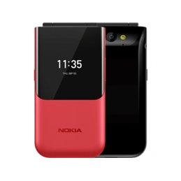 Nokia 2720 Flip Dual-SIM-Handy Rot 16BTSR01A01 Mobile phones   buy2say.com Nokia