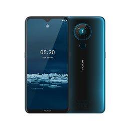 Nokia 5.3 Dual-SIM-Smartphone Cyan-Green 64GB 6830AA003689 Mobile phones | buy2say.com Nokia
