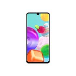 Samsung Galaxy A41 Smartphone Dual-SIM 4G LTE 64GB White SM-A415FZWDEUB Mobile phones | buy2say.com Samsung