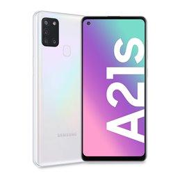 Samsung SM-A217F Galaxy A21s Dual Sim 32GB white DE SM-A217FZWNEUB Mobile phones | buy2say.com Samsung