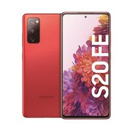 Samsung SM-G780F Galaxy S20FE Dual Sim 6+128GB cloud red DE SM-G780FZRDEUB Mobile phones | buy2say.com Samsung