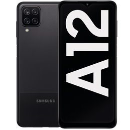Samsung SM-A125F Galaxy A12 Dual Sim 4+64GB black DE SM-A125FZKVEUB Mobile phones   buy2say.com Samsung