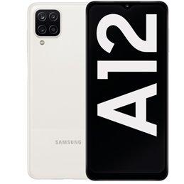 Samsung SM-A125F Galaxy A12 Dual Sim 4+64GB white DE SM-A125FZWVEUB Mobile phones | buy2say.com Samsung