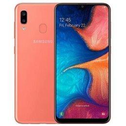 Samsung SM-A202F Galaxy A20e Dual Sim 32GB coral EU SM-A202FZODROM Mobile phones   buy2say.com Samsung
