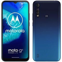 Motorola XT2055 moto g8 power lite Dual Sim 4+64GB royal blue EU - PAJC0014FR Mobile phones   buy2say.com Motorola