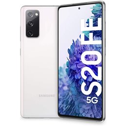 Samsung SM-G780F Galaxy S20FE Dual Sim 6+128GB cloud white DE - SM-G780FZWDEUB Mobile phones   buy2say.com Samsung
