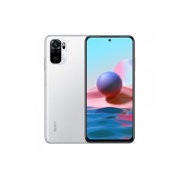 Xiaomi Redmi Note 10 Dual Sim 4+128GB pebble white DE - MZB08OLEU Mobile phones | buy2say.com Xiaomi