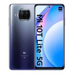 Xiaomi Mi 10T Lite 5G EU 6/128GB Android Dual-SIM atlantic blue MZB07XGEU Mobile phones   buy2say.com Xiaomi