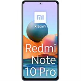 Xiaomi Redmi Note 10 Pro Dual Sim 6+128GB glacier blue DE MZB08KYEU Mobile phones   buy2say.com Xiaomi